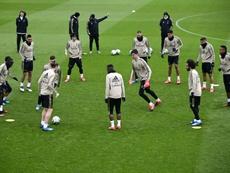 Así se gestó la bajada de sueldos en el Real Madrid. AFP