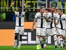 Karamoh frustró a su Inter. AFP