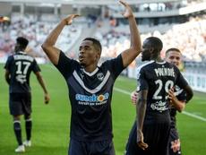 Bordeaux se joue l'Europa League. AFP