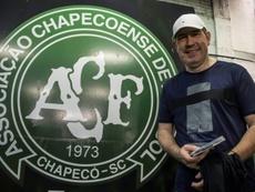 Mort de Rafael Henzel, le journaliste qui avait survécu au crash de l'avion du Chapecoense. AFP