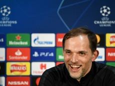 Tuchel acredita na surpresa dos franceses. AFP