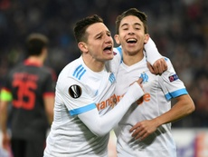 El Sevilla retoma el interés por Maxime López. AFP