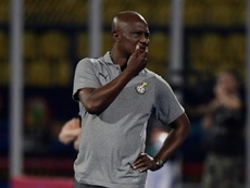 La Federación despidió a todos sus entrenadores. AFP
