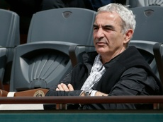 Domenech has slammed Marseille. AFP