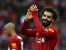 Hutchinson criticised Salah. AFP