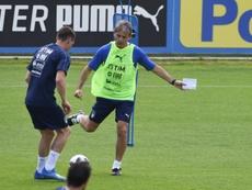 Mancini évoque l'incertitude autour de la reprise de la Serie A. GOAL