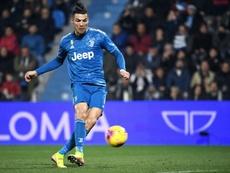 Mission accomplie pour Ronaldo et la Juve. GOAL