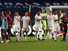 L'undici titolare del Bayern è costato meno di Griezmann e Dembélé. AFP