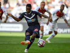 Bordeaux veut vendre Kalu et Kamano. AFP