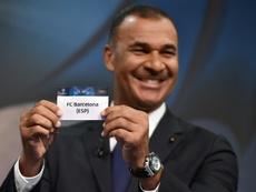 Gullit no ve a De Ligt en el United. AFP