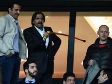 Los dueños del PSG podrían comprar el Leeds United. AFP