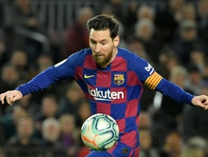 Barca have ignored the warning. AFP