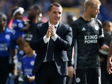 Tottenham tentou contratar Rodgers antes de Mourinho. AFP