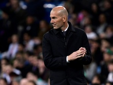 Zidane is prepared to make the changes necessary for next season. AFP