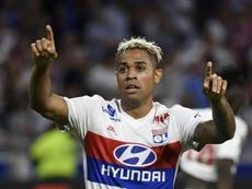 Díaz est courtisé par plusieurs clubs. AFP