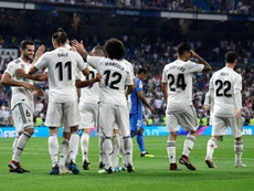 El Madrid no habría sido notificado y estaría molesto con la iniciativa. AFP