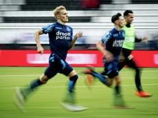 Odegaard se rapproche du Bayer. AFP