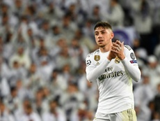 Fede Valverde is not up for sale. AFP