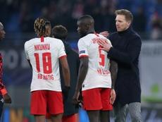 Arsenal et le Bayern dans la bataille finale pour Upamecano. AFP