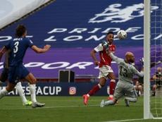 Arsenal - Chelsea (2-1), Aubameyang offre la Cup à Arsenal. GOAL