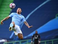 O dilema de Guardiola para o ataque do City. AFP