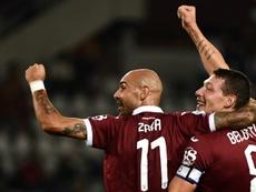 Le formazioni ufficiali di SPAL-Torino. AFP
