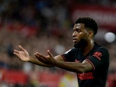Le Bayer Leverkusen s'intéresse à Thomas Lemar. AFP