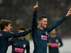 Torres analizó las salidas de Griezmann y Rodri. AFP