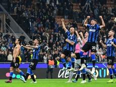 Una delle rivelazioni stagionali nel mirino dell'Inter. AFP