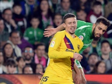 Clément Lenglet is among the next players to be renewed at Barcelona. AFP