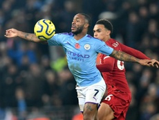 Raheem Sterling está na mira do Real Madrid e do Manchester United. AFP