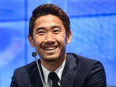 Le Celta se rapproche de Kagawa. AFP