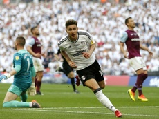 Cairney has fone from strength to strength at Fulham. AFP