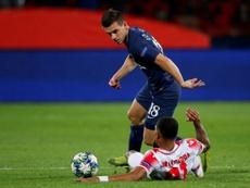 El Tottenham y las 'rebajas' de enero por Lo Celso. AFP