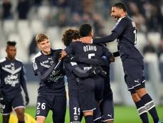 Un des sponsors de Bordeaux suspend son engagement. AFP