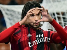 Zaccardo, objetivo de la Lazio. AFP