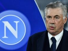 A Ancelotti no paran de salirle candidatos a ocupar su puesto. AFP/Archivo