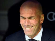 Zidane et ses meilleures actions. AFP