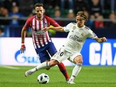 La FIFA aurait décidé d'enterrer 'l'Affaire Modric'. EFE