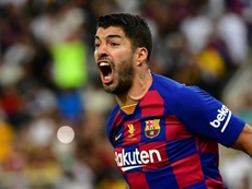 Busca-se substituto para Luis Suárez. AFP