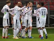Les compos probables du match de Ligue 1 entre Bordeaux et Toulouse. AFP