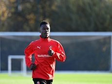 Rennes are in rush with Camavinga. AFP