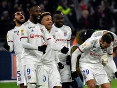 Los penaltis ponen al Lyon a un paso de la gloria. AFP