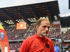 El Bayern quiere a Tuchel el próximo verano. AFP