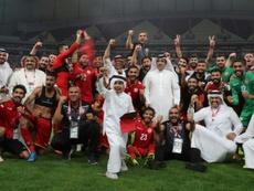 Bahrein gana la Copa del Golfo ¡y liberará a 80 niños presos! AFP