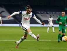 Mourinho habló de las suplencias de Bale. AFP