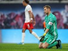 Neuer n'est toujours pas prêt à prolonger avec le Bayern. AFP