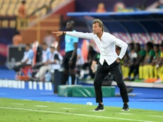 'France Football' says Herve Renard will resign. AFP