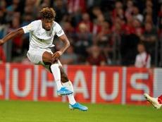 El Bayern arrolló en su primer trámite copero. AFP