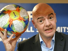 Fifa Approves Club World Cup with 24 teams. AFP